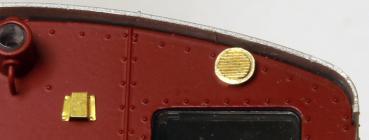 Heizung Köf 2 mit Türen Nr. 196