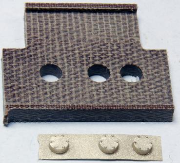 Schalldämpfer für Köf 2 Nr. 229