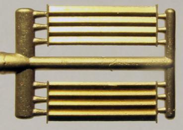 Lüfter für gedeckte Güterwagen, 2 Stck. Nr. 254