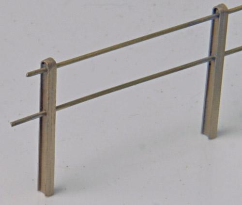 Doppel T Träger  Spur N  10 Stück  Ladegut  Hobbyaufgabe